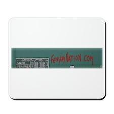 Official FenwayNation Mousepad