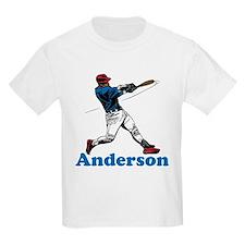 Personalized Baseball T-Shirt