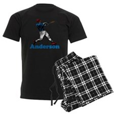 Personalized Baseball Pajamas