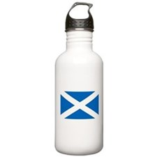 Scottish Flag Water Bottle