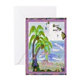 Island Greeting Cards