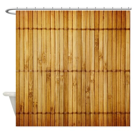 Bamboo Shower Curtain By BestShowerCurtains