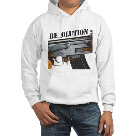 RE_OLUTION Hooded Sweatshirt