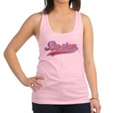 Retro Boston Racerback Tank Top