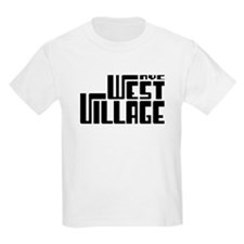 West Village NYC Kids T-Shirt