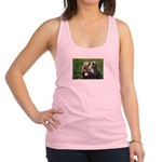 cocker-spaniels.jpg Racerback Tank Top