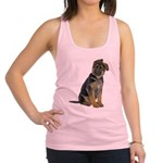 FIN-german-shepherd-puppy-photo.png Racerback Tank