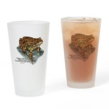 Sierra Nevada Yellow-legged Frog Drinking Glass