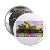 Sydney Opera House Lights Button/Badge