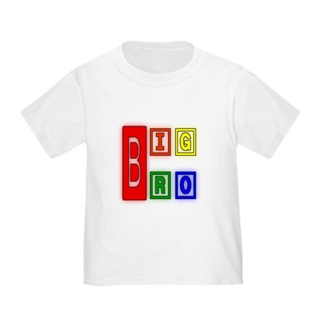 Big Bro Toddler T-Shirt