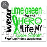 Hero in Life 2 Lymphoma Puzzle