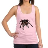 FIN-red-kneed-tarantula.png Racerback Tank Top