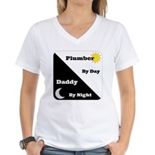 Plumber by day Daddy by night Shirt