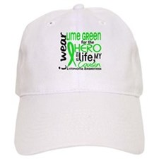 Hero in Life 2 Lymphoma Baseball Cap