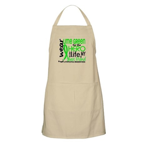 Hero in Life 2 Lymphoma Apron
