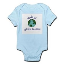 Mini Globe Trotter Infant Creeper