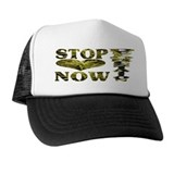 STOP DEFORESTATION NOW Trucker Hat