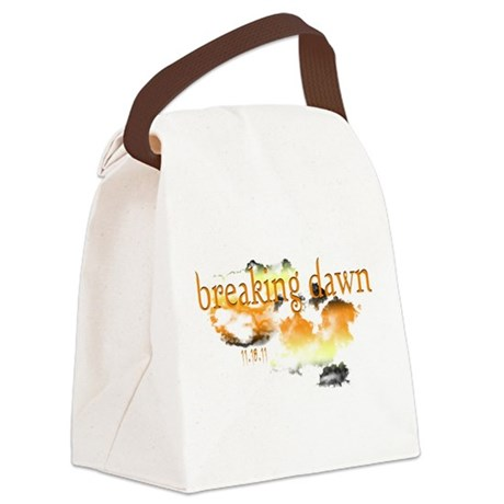 breaking dawn 11-18-11-2.png Canvas Lunch Bag
