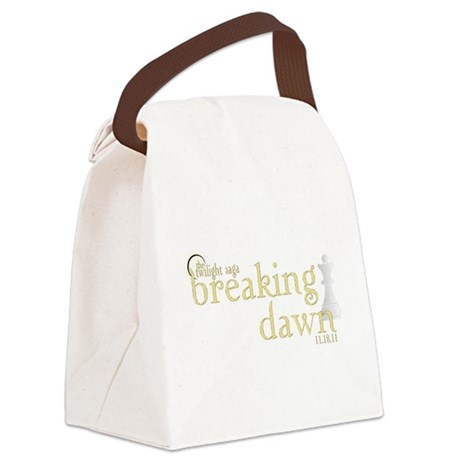 Breaking Dawn 2 Canvas Lunch Bag