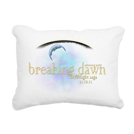breaking dawn 11-18-11.png Rectangular Canvas Pill