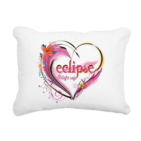 eclipse-heart.png Rectangular Canvas Pillow