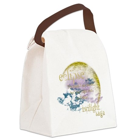 Eclipse Twilight.png Canvas Lunch Bag