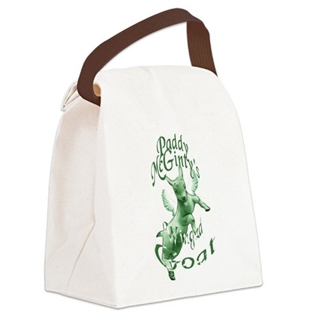 goatladysbaby.png Canvas Lunch Bag