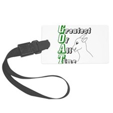 G.O.A.T. Luggage Tag