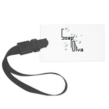 soapdiva.png Luggage Tag