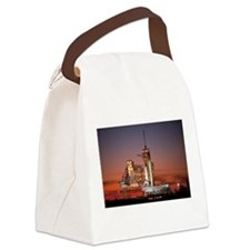 The Final Flight: STS-135 Canvas Lunch Bag