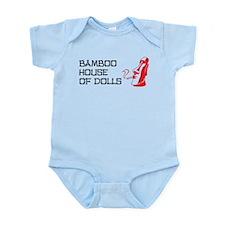 Bamboo House of Dolls Infant Bodysuit