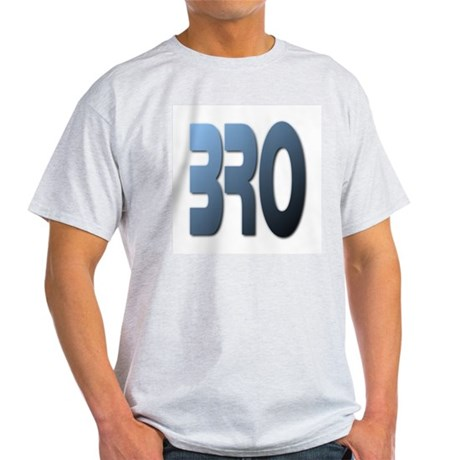 BRO Ash Grey T-Shirt