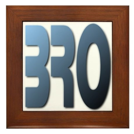 BRO Framed Tile