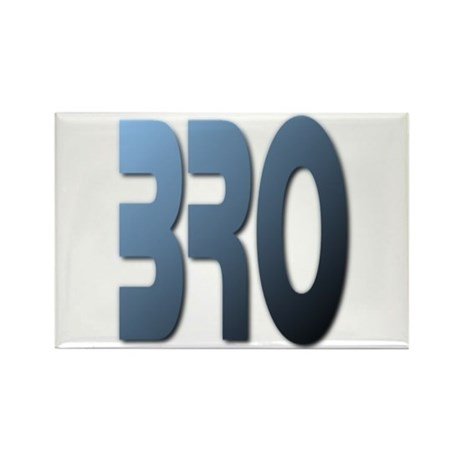 BRO Rectangle Magnet (100 pack)