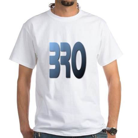 BRO White T-Shirt
