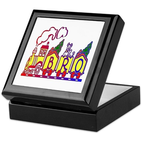Bro Train Keepsake Box