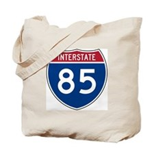 Interstate 85 Tote Bag