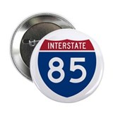 "Interstate 85 2.25"" Button (100 pack)"
