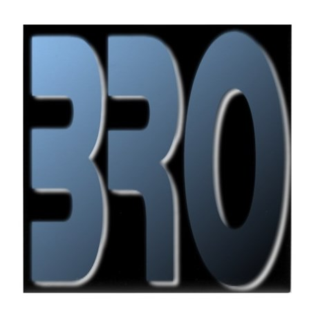 BRO Tile Coaster