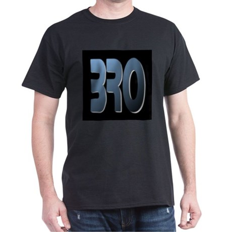 BRO Black T-Shirt