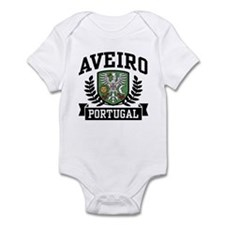 Aveiro Portugal Infant Bodysuit