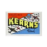 Camp Kearns Utah Rectangle Magnet (10 pack)