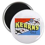 Camp Kearns Utah Magnet