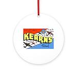 Camp Kearns Utah Ornament (Round)