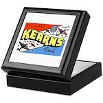 Camp Kearns Utah Keepsake Box