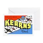 Camp Kearns Utah Greeting Cards (Pk of 10)