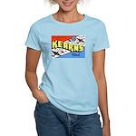 Camp Kearns Utah Women's Pink T-Shirt