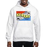 Camp Kearns Utah (Front) Hooded Sweatshirt