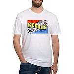 Camp Kearns Utah Fitted T-Shirt