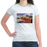 Camp Gruber Oklahoma Jr. Ringer T-Shirt